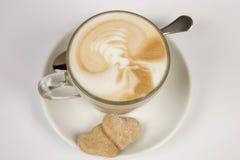 Köstlicher Kaffee Lizenzfreie Stockfotografie