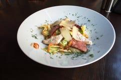 Köstlicher Salat lizenzfreie stockfotografie