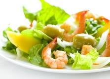 Köstlicher Salat Stockfoto