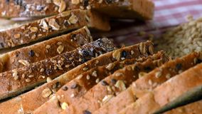 Köstliches frisches Brot-Lebensmittel-Konzept Lizenzfreie Stockfotografie