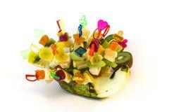 Köstliches Fruchtigeles Lizenzfreie Stockfotos