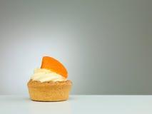 Köstliches Fruchttörtchen Stockfotografie