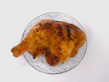 Köstliches gegrilltes Huhn Lizenzfreies Stockfoto
