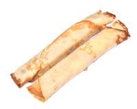 Köstliches Käse blintz Lizenzfreie Stockbilder