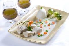Köstliches knusperiges Lizenzfreies Stockfoto