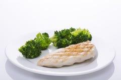 Köstliches Lebensmittel für eine große Zahl Stockfotografie