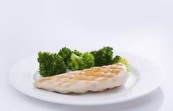 Köstliches Lebensmittel für eine große Zahl Lizenzfreies Stockfoto
