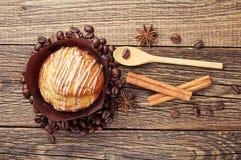Köstliches Muffin lizenzfreie stockfotografie