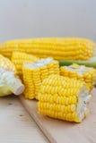 Köstliches rohes Stockfotografie