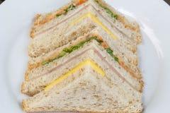 Köstliches Sandwich Lizenzfreie Stockfotografie