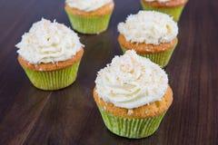 Köstliches selbst gemachtes Muffin Lizenzfreies Stockbild