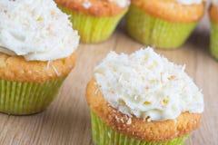 Köstliches selbst gemachtes Muffin Lizenzfreie Stockfotografie