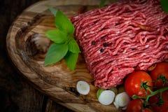 Köttfärs Arkivbilder