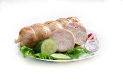 köttfärslimpa Arkivbild