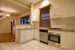 Küche 1 Stockfotografie