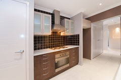 Küche Stockbild