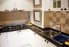 Küche. Lizenzfreie Stockfotos