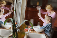 Küche Stockfotos