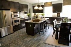 Küche 1765 Stockfoto