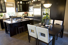 Küche 2566 Lizenzfreies Stockbild