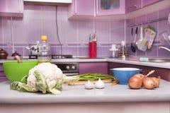 Küche Lizenzfreie Stockfotos