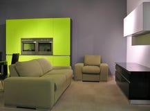 Küche 9 Stockfotografie