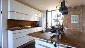 Küche stock video