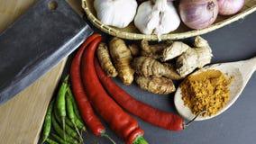 Küche Asien Lizenzfreie Stockfotos
