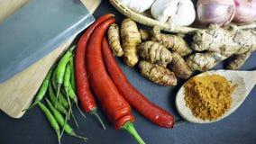 Küche Asien Stockbild