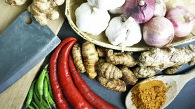 Küche Asien Lizenzfreies Stockbild