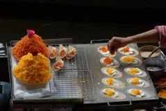 Küche auf Boot stockbild