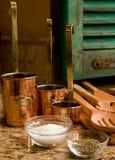 Küche-De Provence Lizenzfreie Stockbilder