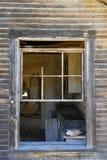 Küche-Fenster Stockbild