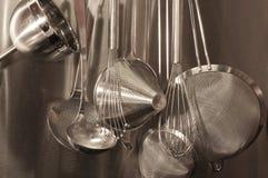 Küche-Hilfsmittel Lizenzfreie Stockfotografie
