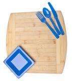 Küche-Hintergrund Lizenzfreie Stockfotos