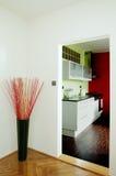 Küche-Innenraum stockbilder