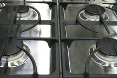 Küche-Ofen stockbild