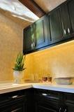 Küchedekoration und -verzierungen Stockbild