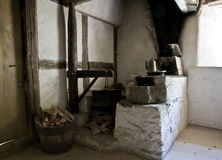 Kücheecke Stockfotografie