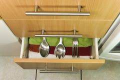 Küchefall Lizenzfreie Stockbilder