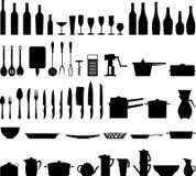 Küchegerät stock abbildung