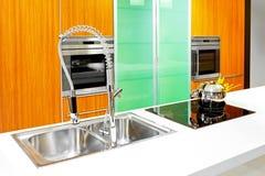 Küchegeräte Stockbild