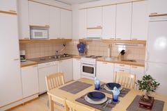 Kücheinnenraum lizenzfreie stockfotografie