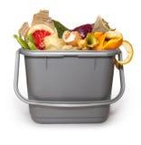 Küchekompostierungsstauraum Stockbild
