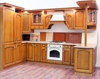 Küchemöbel Lizenzfreie Stockfotografie