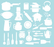 Küchemuster Lizenzfreies Stockfoto