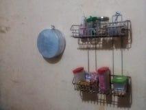Küchen-Bestandteile lizenzfreie stockbilder