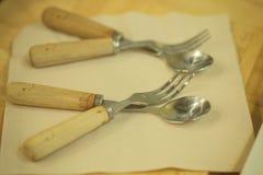 Küchen- und Restaurantzubehör stockfoto