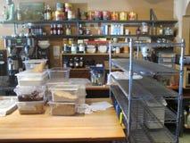 Küchen-Vorbereitung Lizenzfreie Stockfotos