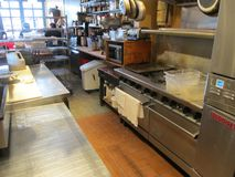 Küchen-Vorbereitung Stockfotografie